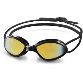 Head Tiger Mid Race Mirrored Black-Smoked Mirrored